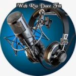 Logo da emissora Web Rio Doce FM