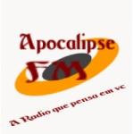 Logo da emissora Rádio Web Apocalipse FM