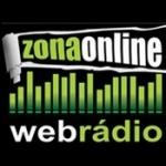 Logo da emissora Rádio Zona Online