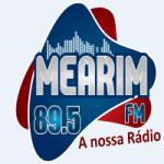 Logo da emissora Rádio Mearim