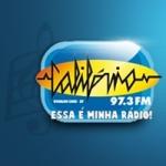 Logo da emissora Rádio Califórnia 97.3 FM