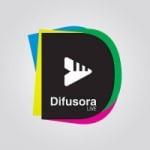 Logo da emissora Rádio Difusora 760 AM