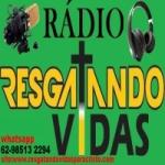 Logo da emissora Rádio Resgatando Vidas
