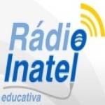 Logo da emissora Rádio Educativa Inatel 107.9 FM
