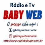 Logo da emissora Rádio Baby Web