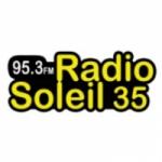 Logo da emissora Radio Soleil 95.3 FM