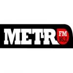 Logo da emissora Radio Metro 95.2 FM