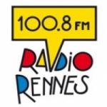 Logo da emissora Radio Rennes 100.8 FM