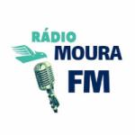 Logo da emissora Rádio Moura FM