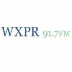 Logo da emissora WXPR 91.7 FM
