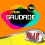Logo da emissora Rádio Saudade Rio