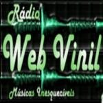 Logo da emissora Web Vinil