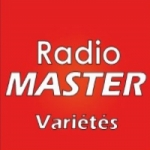 Logo da emissora Radio Master Variétés
