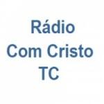 Logo da emissora Rádio Com Cristo TC