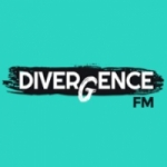 Logo da emissora Divergence 93.9 FM