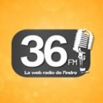 Logo da emissora 36 FM