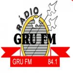 Logo da emissora Rádio GRU FM