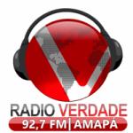 Logo da emissora Rádio Verdade Amapá