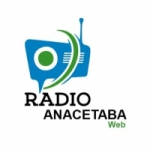 Logo da emissora Rádio Anacetaba