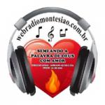 Logo da emissora Web Rádio Monte Sião