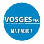Logo da emissora Vosges 107.8 FM