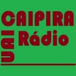 Logo da emissora Rádio Caipira Uai