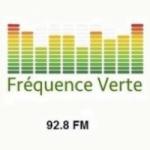 Logo da emissora Frequence Verte 92.8 FM