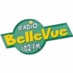 Logo da emissora Radio Belle Vue 102 FM