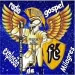 Logo da emissora Rádio Explosão De Milagre