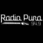 Logo da emissora Radio Pura 94.9 FM