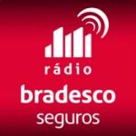 Logo da emissora Rádio Bradesco Seguros