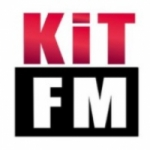 Logo da emissora Kit FM