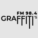 Logo da emissora Radio Graffiti's 98.4 FM