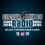 Logo da emissora Electro Mix 68
