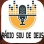 Logo da emissora Rádio Eu Sou De Deus