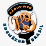 Logo da emissora Rádio Ebenézer Brasil