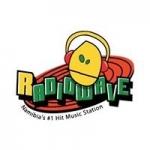 Logo da emissora Radio Wave 96.7 FM
