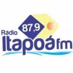 Logo da emissora Rádio Itapoá 87.9 FM