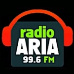 Logo da emissora Radio Aria 99.6 FM