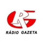 Logo da emissora Rádio Gazeta 1370 AM