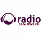Logo da emissora Rádio Casa Nova 104.9 FM