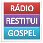 Logo da emissora Rádio Restitui Gospel