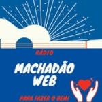 Logo da emissora Rádio Machadão Web