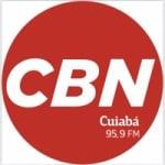 Logo da emissora Rádio CBN 95.9 FM