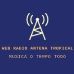 Logo da emissora Web Rádio Antena Tropical
