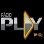 Logo da emissora Rádio Play 107.1 FM