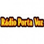 Logo da emissora Rádio Porta Voz 91.3 FM