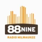 Logo da emissora WYMS 88.9 FM