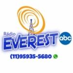 Logo da emissora Rádio Everest ABC FM