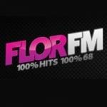 Logo da emissora Flor 97.3 FM